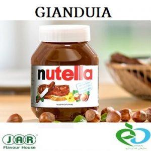 Gianduia flavour