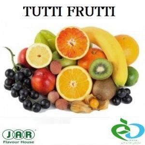 tutti-frutti flavour